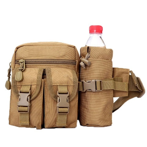 Tactical Military  Molle  Waterproof Waist Pack Bag