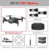 Eachine E511S GPS  WIFI FPV Video With 5G 1080P Camera RC Drone