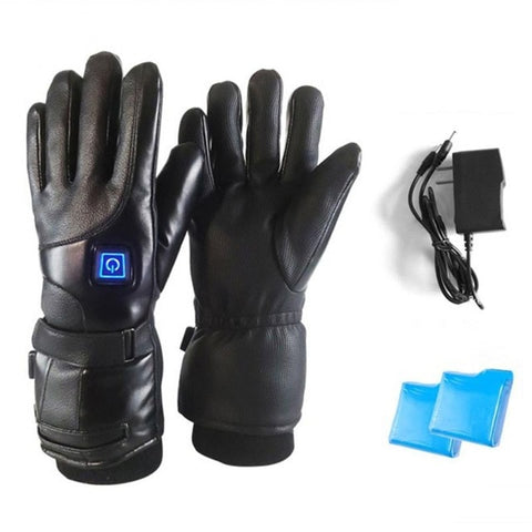 Rechargeable Electric  Heated Gloves Battery Powered  Men Women