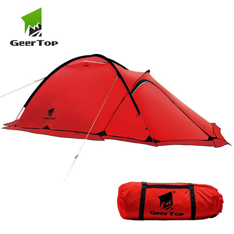 Alpine Ultralight Waterproof  2 Person 4 Season Tent