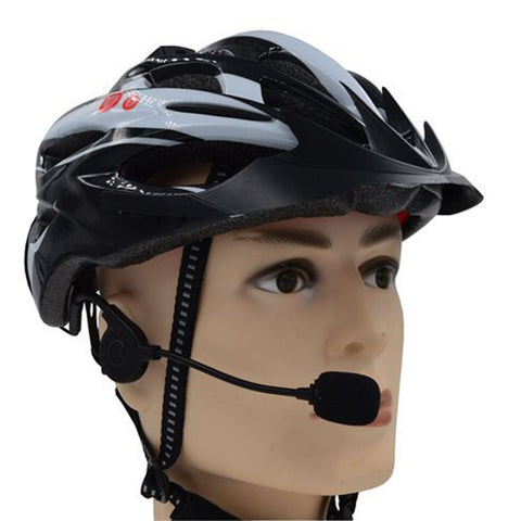 Ultralight  Unisex Cycling Helmet With Bluetooth Earphone