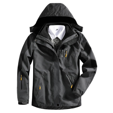 Winter 3 In 1 Windproof Jacket Liner Men/Women