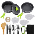 15pc Non-stick Cookware Set