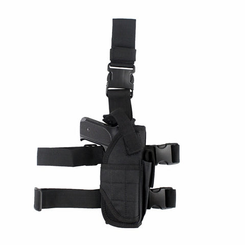 Tactical Drop Leg Right Handed  Universal Handgun Holster