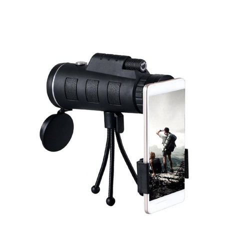 40x60 Zoom Monocular Night Vision Telescope