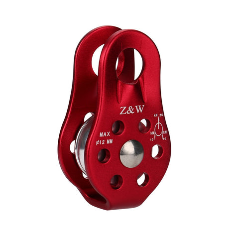 Climbing Rope Pulley Single Fixed Climbing Rappelling