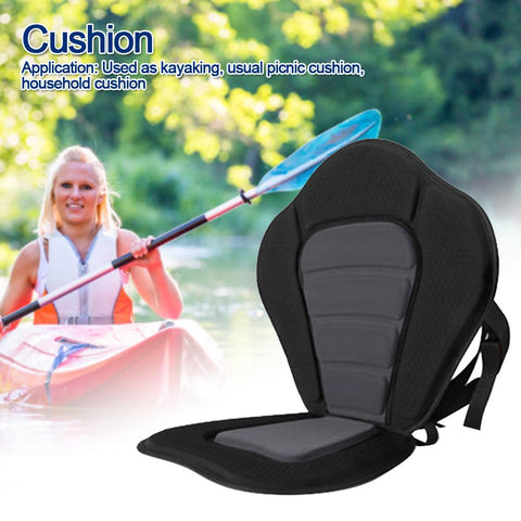 EVA Laminating Adjustable Kayak Cushion With Bag