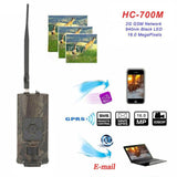 HC-700A HC 700M Night Vision Camera 2G 3G GSM MMS SMS