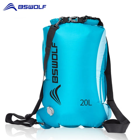 BSWolf 10L/20L Waterproof Dry Bag