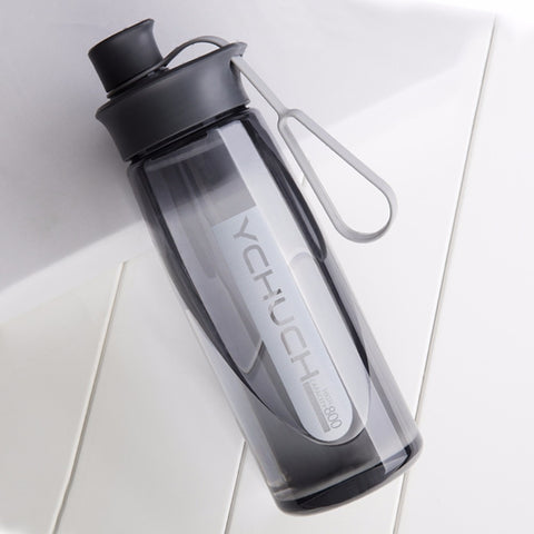 Protein Shaker Water Bottle With Tea Infuser 600/800/1000ML