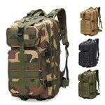 35L Large Capacity Tactical Backpack
