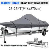 17-25FT Waterproof Boat Cover