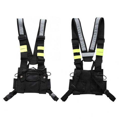 Wireless Hunting Safety Vest