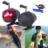 1Pc Stainless Steel Spincast Slingshot Fishing Reel