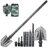 Military Folding Shovel Survival Pocket Tools