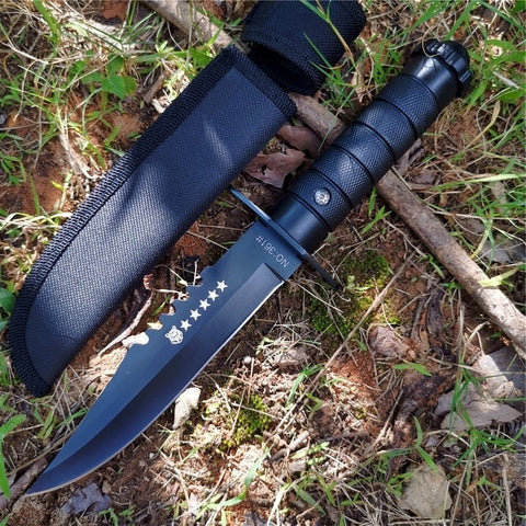 High Quality 8CR13MOV Rescue Tactical Knife