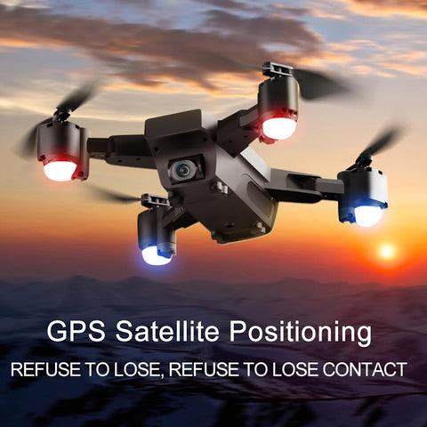 SMRC S20  2.4G GPS  With 110 Degree 1080P Wide Angle Camera Folding RC Drone