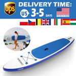 126x30x6inches Inflatable Stand Up Paddleboard