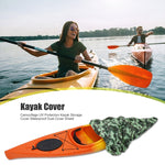 Waterproof Anti-UV Oxford Cloth Kayak Storage Cover