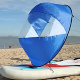 108cm Foldable Kayak Wind Sail
