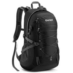 Gonex 35L Water-resistant Nylon Backpack W/Rain Cover