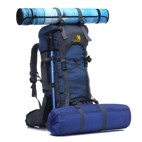Large Capacity Backpack 60LWaterproof