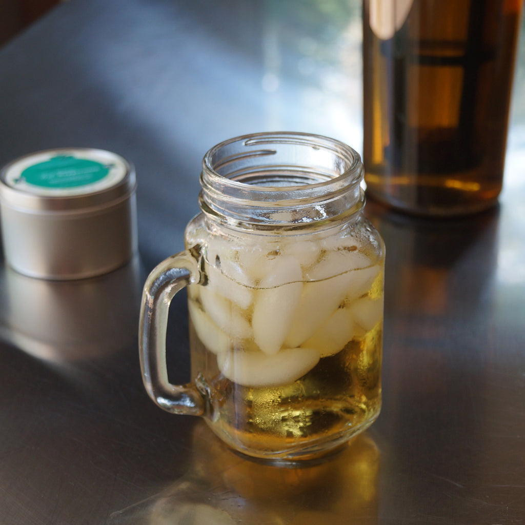 Recipe: Organic Cinnamint Iced Tea