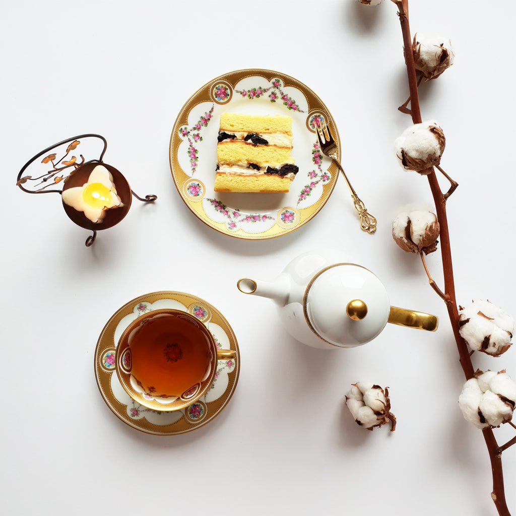 Afternoon Tea: Customs and Etiquette, Now and Then