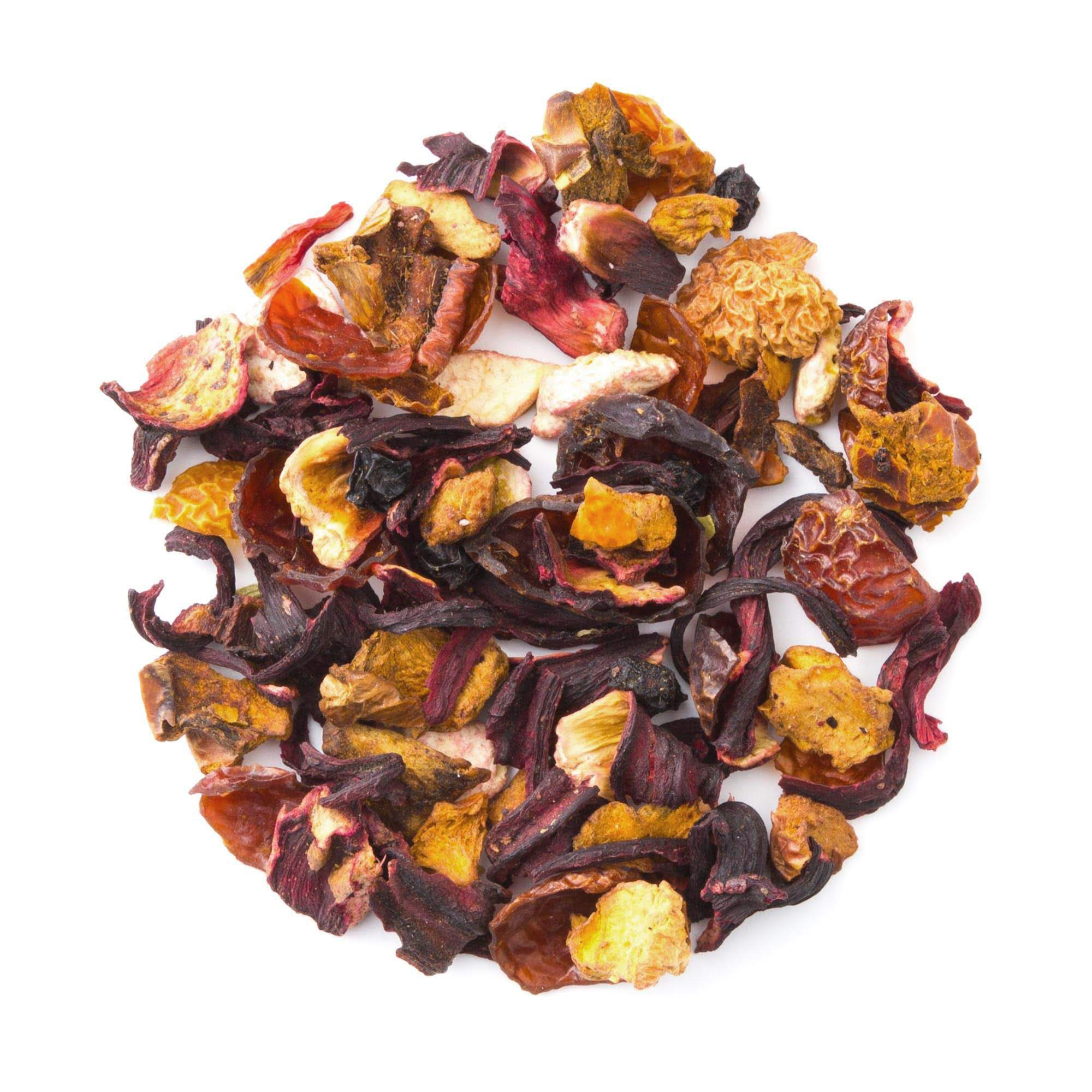 Fruity Teas - Fruit Teas - Make For Great Hot or Iced Teas - Heavenly Tea Leaves