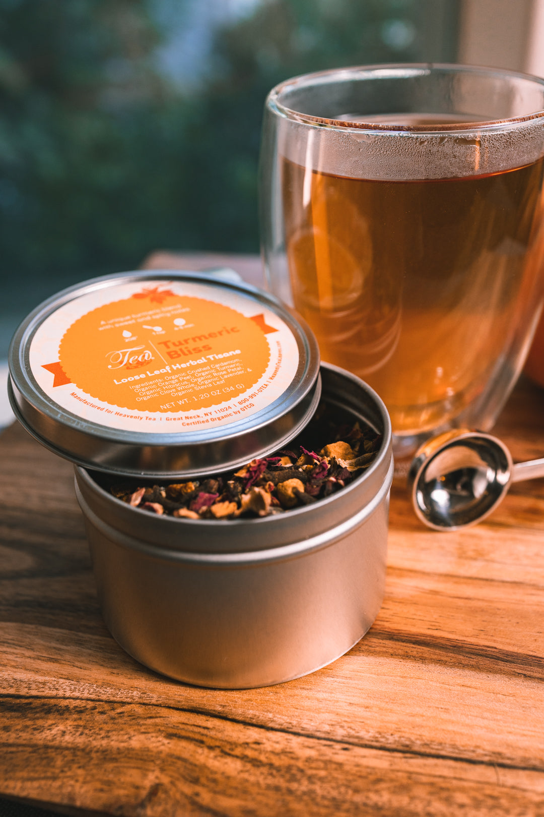 Fall Teas - Autumn Tea - Premium Loose Leaf Teas & Herbal Tisanes - Teas to Cozy Up - Teas to Warm You Up - Heavenly Tea Leaves