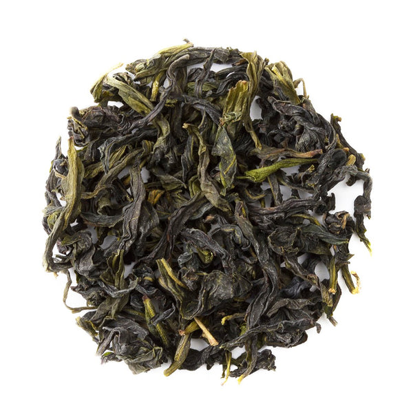 Bao Zhong Oolong - Loose Leaf Taiwanese Oolong - Heavenly Tea Leaves