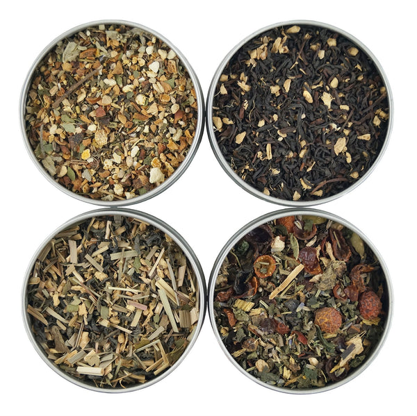 Ginger Tea Sampler