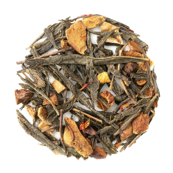 Green Paradise - Loose Leaf Green Tea - Heavenly Tea Leaves