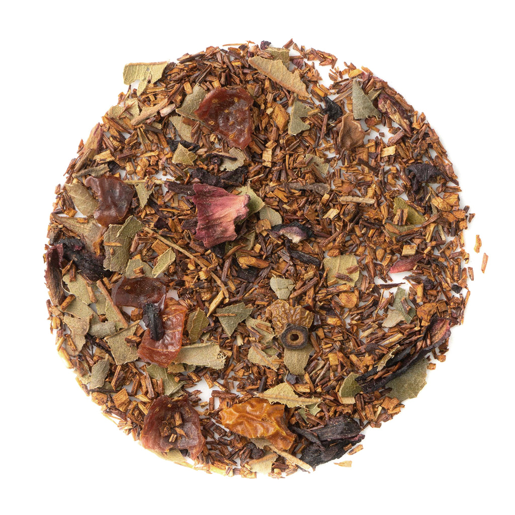 Mango Passion Fruit Rooibos - Loose Leaf Herbal Tisane - Heavenly Tea Leaves