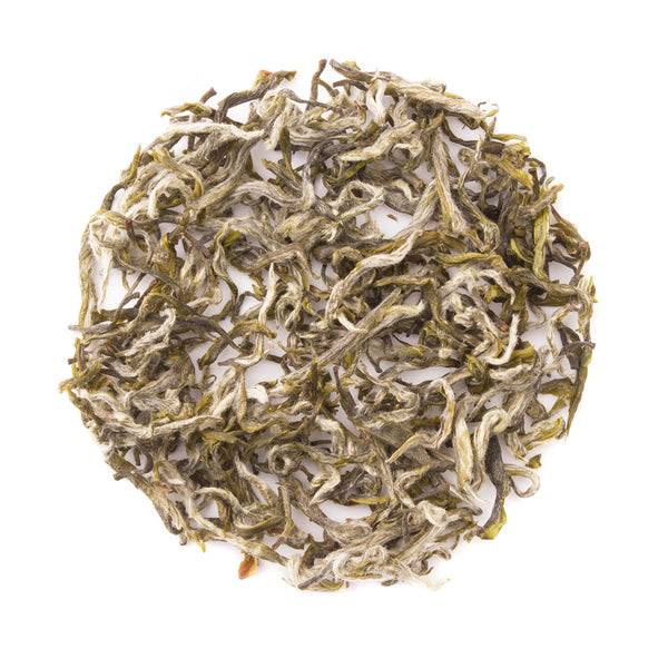 Mao Feng Green, Bulk Loose Leaf Green Tea, 16 Oz.