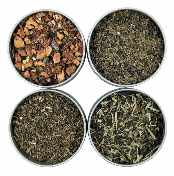 Mint Loose Leaf Tea Sampler