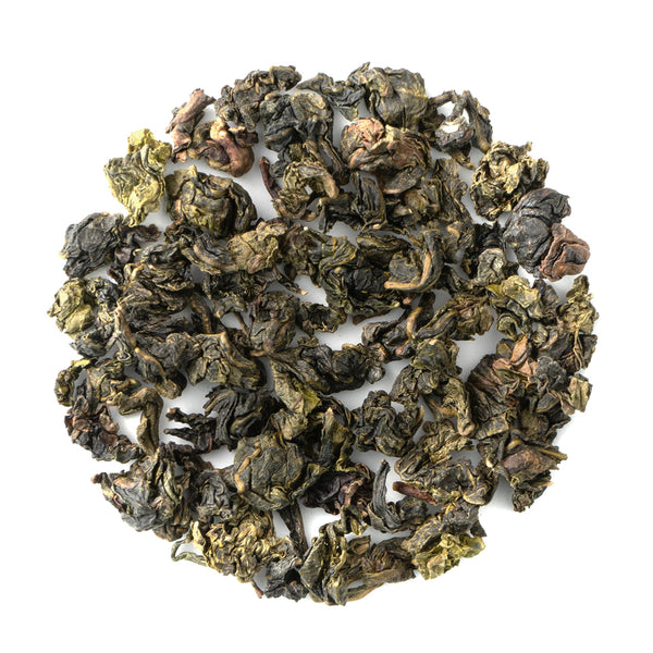 Organic Tie Guan Yin (Iron Godess) - Loose Leaf Oolong Tea - Heavenly Tea Leaves