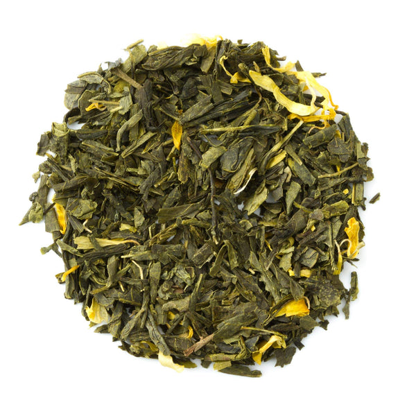 Organic Passion Green, Bulk Loose Leaf Green Tea, 16 Oz.