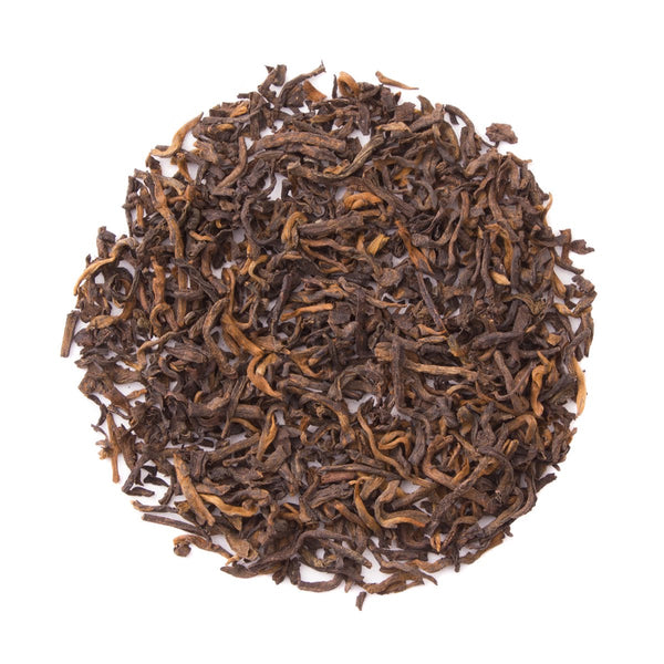 Royal Pu'er - Loose Leaf Pu-erh Tea - Heavenly Tea Leaves