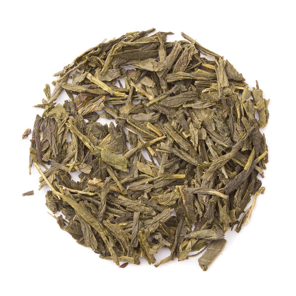 Organic Sencha - Loose Leaf Green Tea - Heavenly Tea Leaves