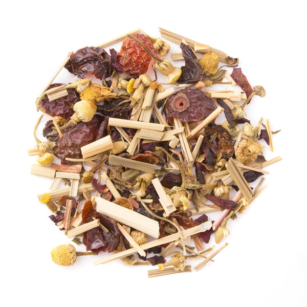 Organic Sleep - Loose Leaf Herbal Tisane - Relax & Calm Down - Perfect Te Before Bedtime - Heavenly Tea Leaves