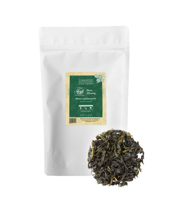 Bao Zhong, Bulk Loose Leaf Oolong Tea, 16 Oz.