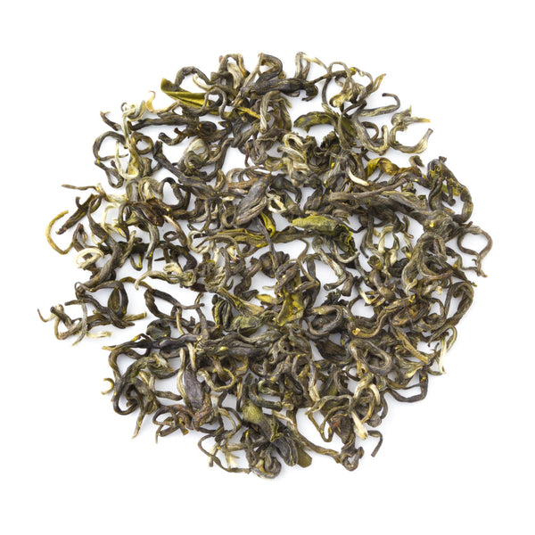 Bi Luo Chun (Spring Green Snail) - Loose Leaf Green Tea - Heavenly Tea Leaves