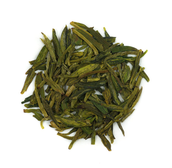 Dragonwell (Longjing) - Loose Leaf Green Tea - Heavenly Tea Leaves