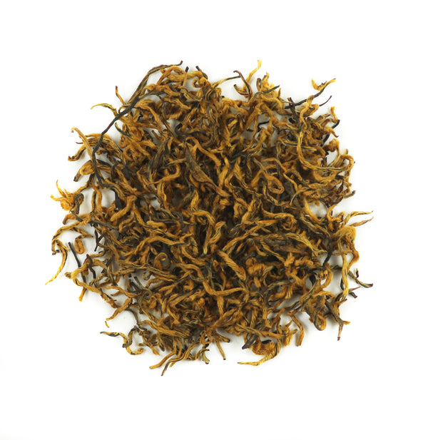 Jin Jun Mei - Artisinal Loose Leaf Black Tea - Rare Tea - Limited Quantity