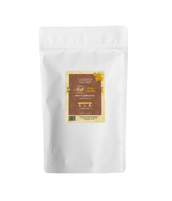 King Black, Bulk Loose Leaf Black Tea, 1 Lb.