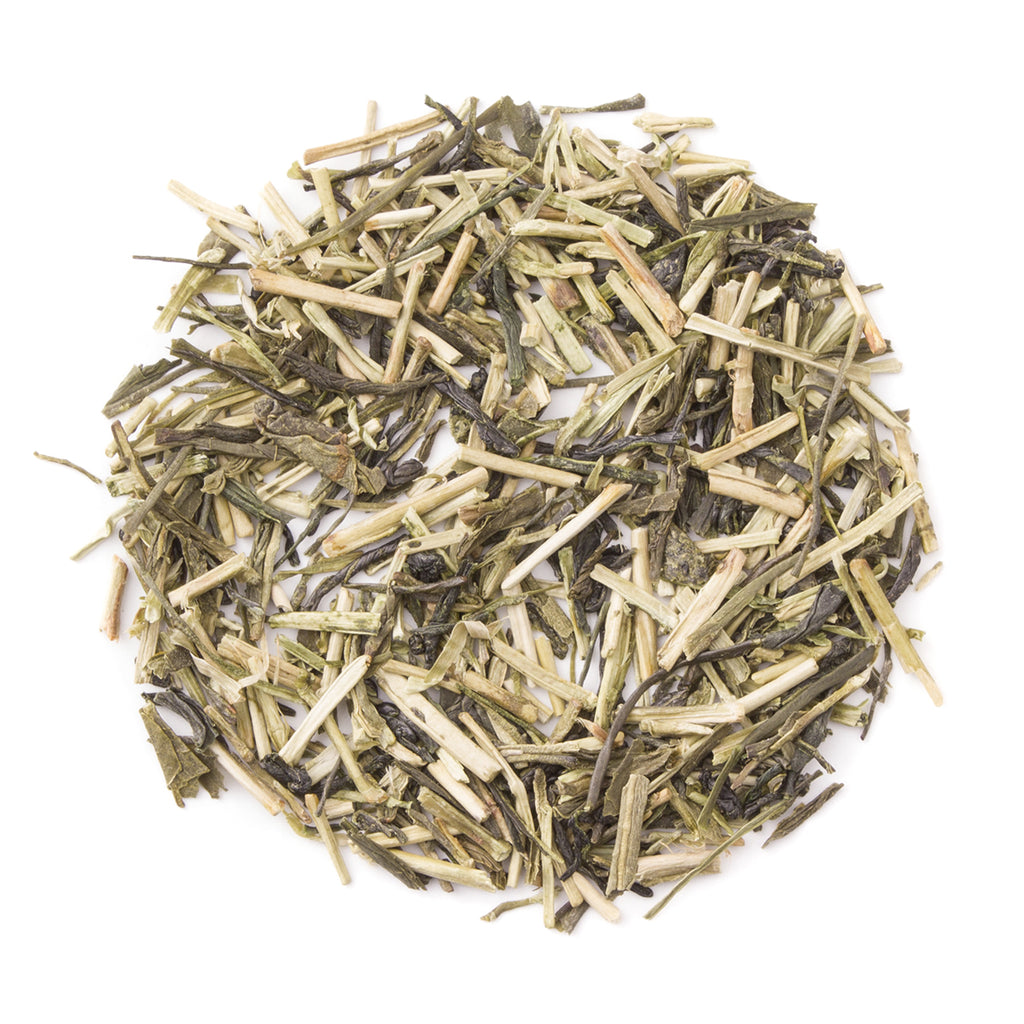 Kukicha Superior Twig Green Tea - Bōcha - Loose Leaf Japanese Green Tea - Heavenly Tea Leaves