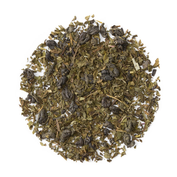 Marrakech Mint (Moroccan Mint) - Loose Leaf Green Tea - Heavenly Tea Leaves