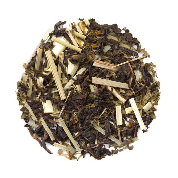 Minty Morning - Loose Leaf Black Tea - Perfect Substitute for Coffee - Heavenly Tea Leaves