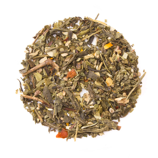 Energizer - Uplifting Loose Leaf Wellness Herbal Tisane - Energy Tea - Premium - Heavenly Tea Leaves